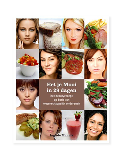 Eet je Mooi in 28 dagen – Inge de Munnik